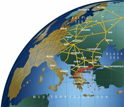 Διευρωπαϊκά Δίκτυα
