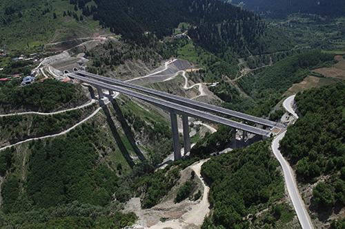 Γέφυρα Μετσοβίτικου ποταμού